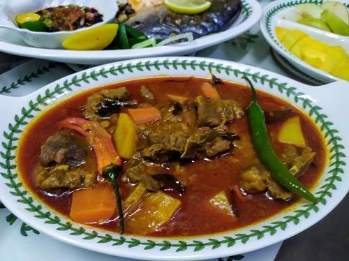 Resepi Kambing Masak Kashmir Chef Sabri