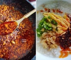 cara-mudah-buat-garlic-chili-oil