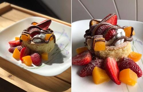 Japanese Souffle Pancake Lembut dan Gebus