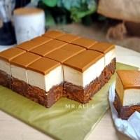 Resepi Kek Batik Biscoff Paling Sedap