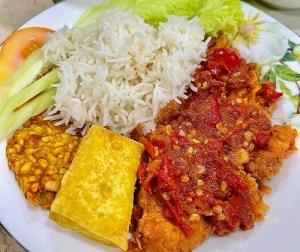 resepi-nasi-ayam-dan-sambal-geprek