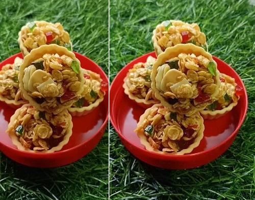 Resepi Tutty Frutti Tart Cookies Rangup