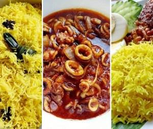 resepi-nasi-lemak-utara-dengan-sambal-sotong