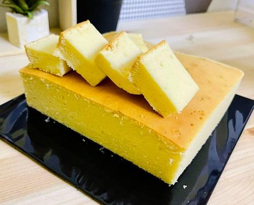 Resepi Royal Thai Butter Kek Sedap