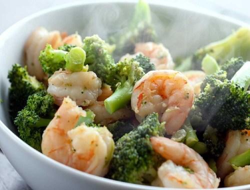 Resep Cara Memasak Brokoli Tumis Pedas Enak