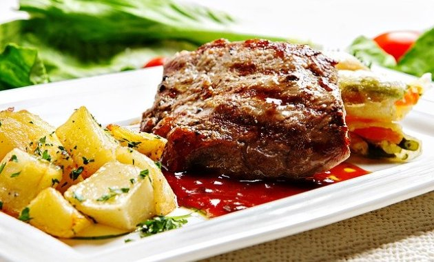 resep steak daging sapi