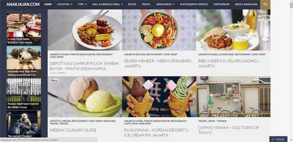 10 Food Blogger Indonesia Yang Akan Menambah Selera Makan Anda Resepkoki Co