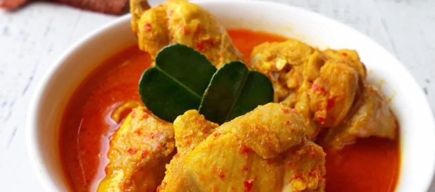 Resep Gulai Ayam Padang