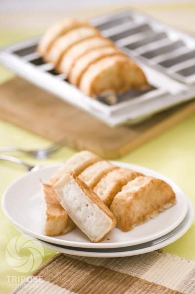 Gambar Hasil Membuat Resep Kue Pancong Betawi