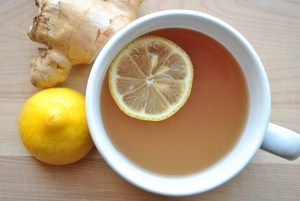 Lemon-Ginger-Tea