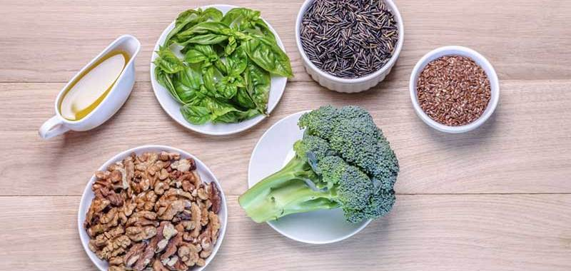 4 Jenis Sumber Makanan Mengandung Omega 3 Bagi Vegan