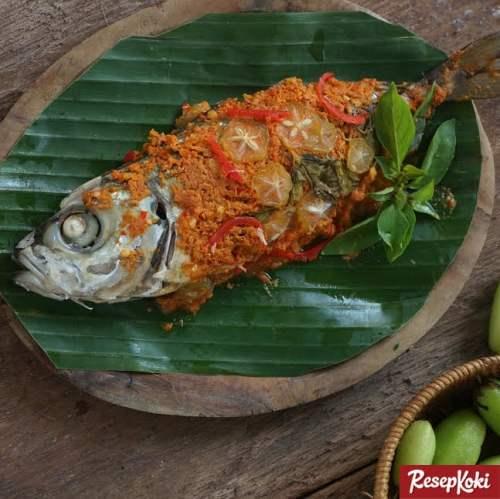 Gambar Hasil Membuat Resep Pepes Ikan Kembung