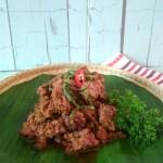 Resep Rendang Daging Sapi (Asli Minang)