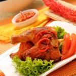 Resep Ayam Cocoh Bakar