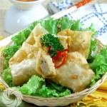 Resep Batagor Seafood Balut Kulit Pangsit