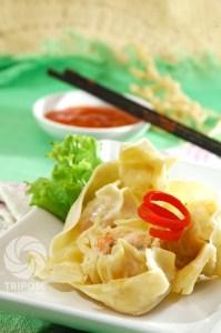 siomay seafood jamur