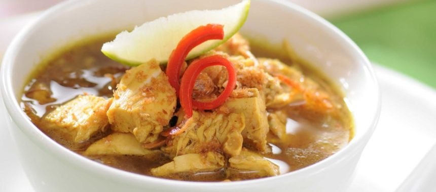 Resep Soto Grombyang