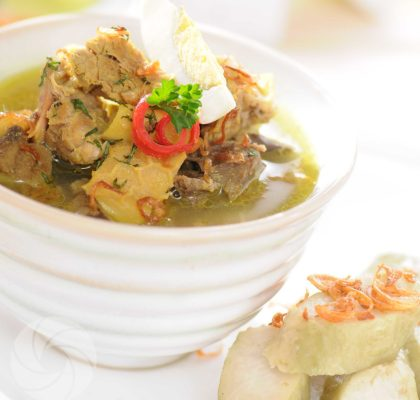 resep soto sulung
