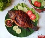 Resep Ikan Mujair Bakar Kecap