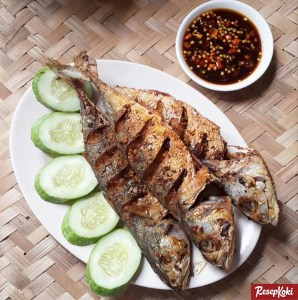 Ikan Kembung Goreng Bumbu Lezat dan Garing - Resep | ResepKoki