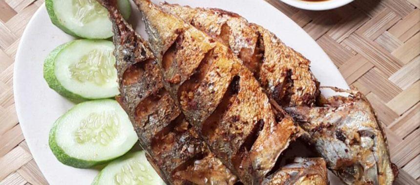 Resep Ikan Kembung Goreng Bumbu