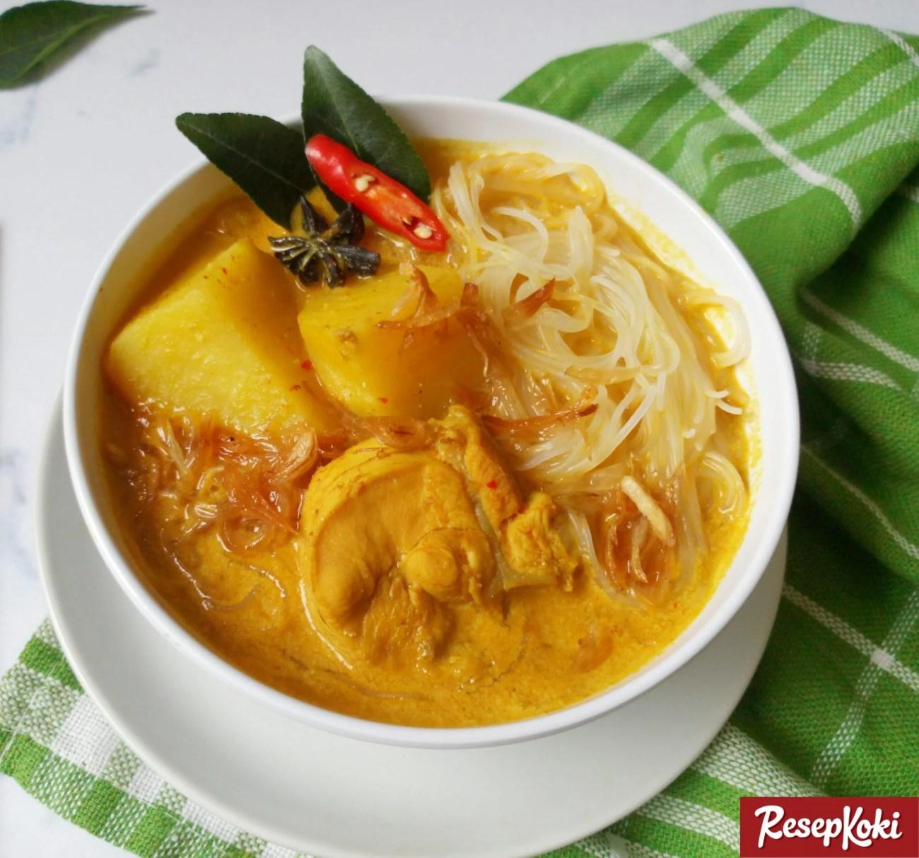 Resep Kari Bihun Medan
