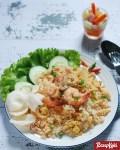 Tips dan Trik Memasak Nasi Goreng Seafood yang Tidak Amis dan Gosong