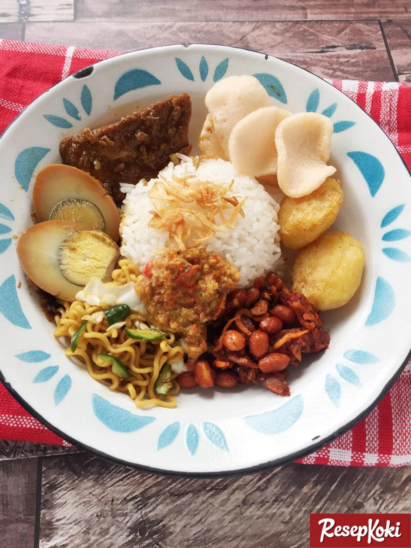 Cara Membuat Nasi Uduk Gurih dan Wangi | ResepKoki