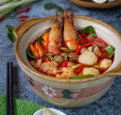 tomyam seafood
