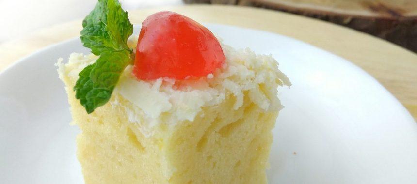 Resep Cheese Cake Kukus (Tanpa Oven)