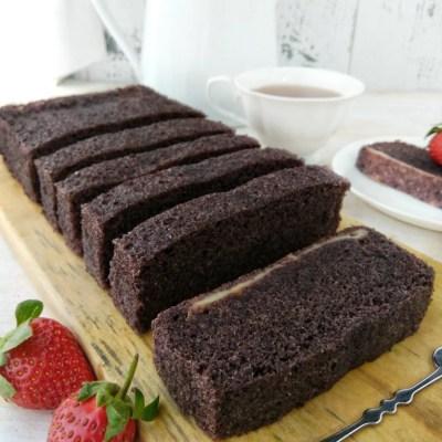 kue ketan hitam