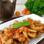 Resep Ceker Ayam Pedas