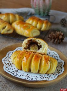 roti pisang lembut