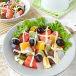 Resep Fruit Salad (Buah)