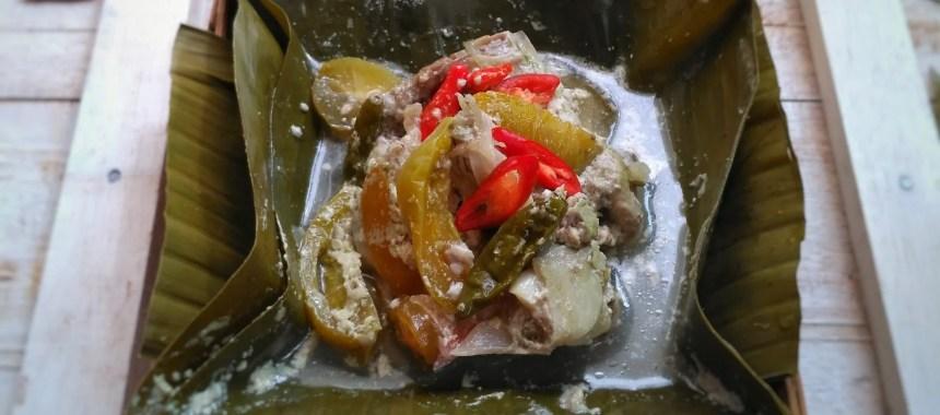 Resep Garang Asem Ayam