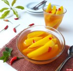 Cara Membuat Manisan Mangga