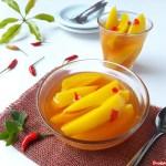 Resep Manisan Mangga