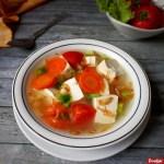 Resep Sup Tahu
