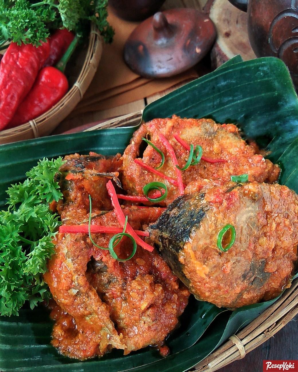 Resep Ikan Tongkol Bumbu Sarden
