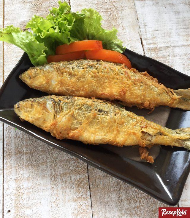 Gambar Hasil Membuat Resep Ikan Bandeng Presto