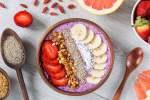 4 Bahan Isi Smoothie Bowl yang Sehat, Cantik dan Enak