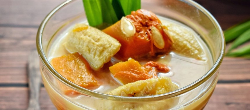 Aneka Dessert Nikmat dengan Santan