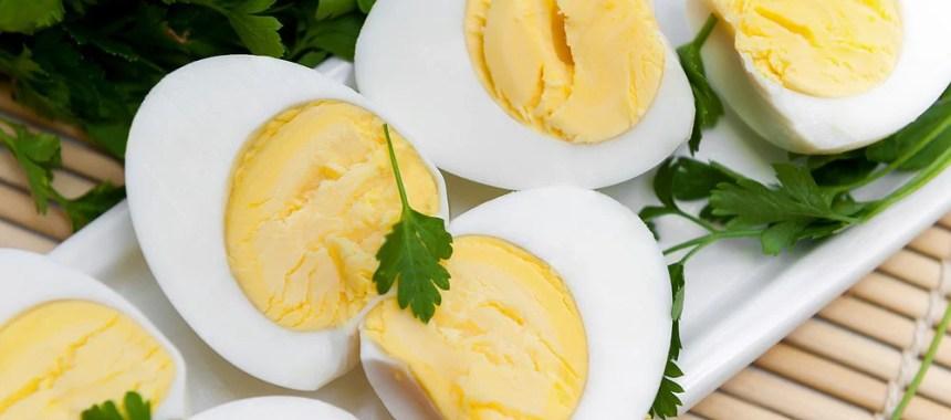 3 Tips Memotong Telur Rebus dengan Bentuk Rapi dan Sempurna