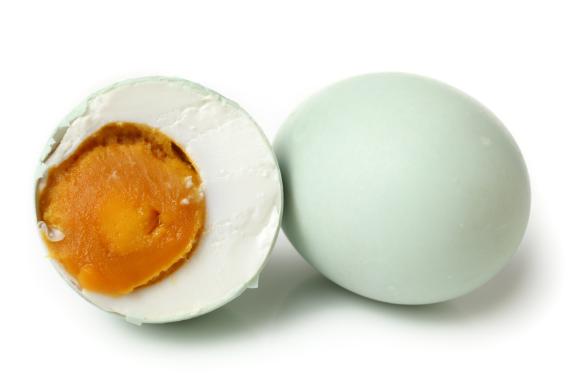 Langkah Cara Praktis Membuat Telur Asin Yang Masir ResepKoki