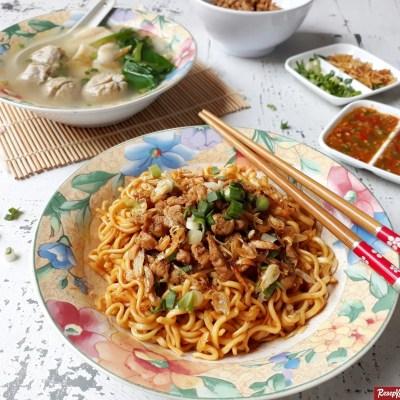 Mie yamin bandung lezat