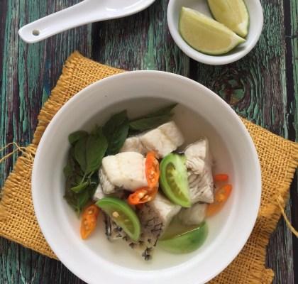 sup ikan gurame bebas amis