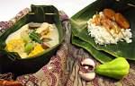 9 Jenis Lipatan Daun Pisang Untuk Penyajian Makanan