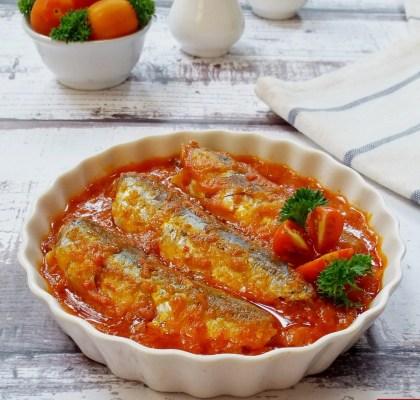 ikan sarden homemade kuah