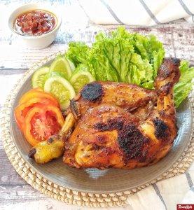 ayam bakar bali pedas