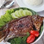 Resep Ikan Gurame Bakar Madu
